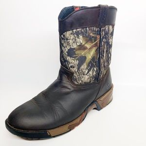 Rocky- Hunting camo boots